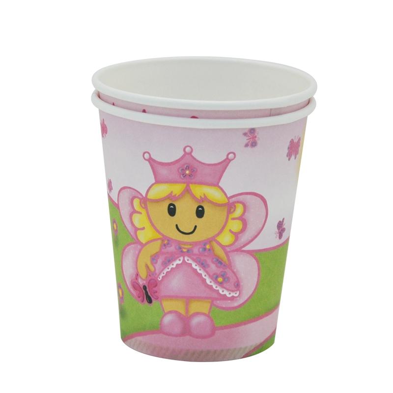 公主系列纸杯