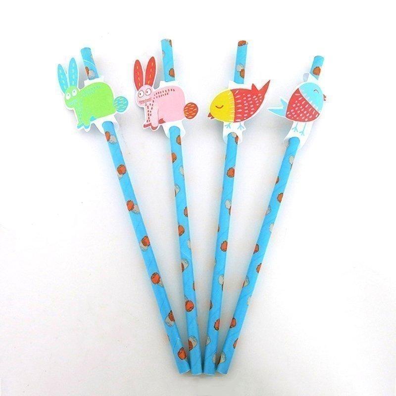 Easter straws