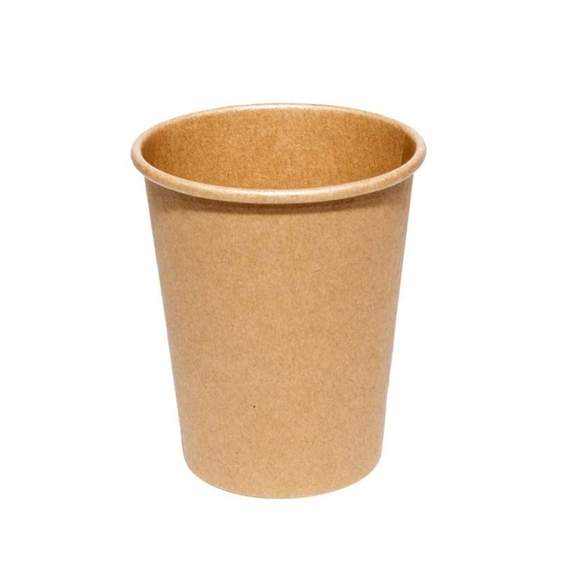 solid kraft paper cups