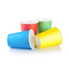solid paper cups