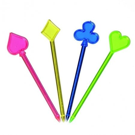 Plastic picks