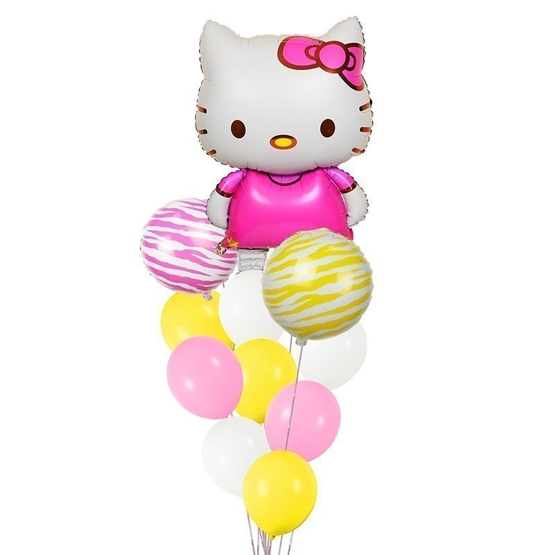 2018-kitty balloon